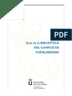 Guia de la Biblioteca de Fuenlabrada 2010/2011