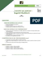 « Ingrid Chabbert »