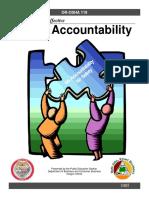 Supervisor Safety Accountability-OrE OSHA