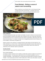 The Global Halal Food Market - Riding a Wave of Growth _ Spire Research and Consulting