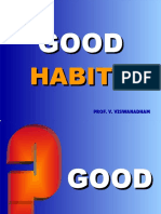 20100714 - Good Habits and Values - AMS Ed. -