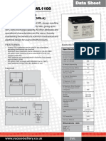 Swl 1100 Data Sheet