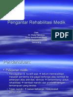 Pengantar Rehabilitasi Medik (2)