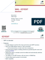 17410 - Pdsman - Ezyedit - Introduction