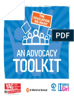 Youth Advocacy Toolkit 2