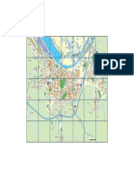 Mapa Vectorial - Aviles