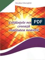 Credintele noastre creeaza realitatea noastra - Niculina Gheorghita.pdf