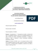 Dialnet-LaInvestigacionArtisticaATravesDeLaInvestigacionBa-4746581