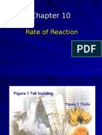 1.1 Rate of Reaction
