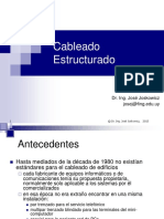 Cableado Estructurado (presentacion)