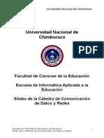 nuevosilabocomunicacindedatosyredes-130521184601-phpapp01