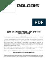 9925718 2014 polaris ranger 6x6 service manual transmission rh scribd com 2000 Polaris Ranger 2006 Polaris Ranger