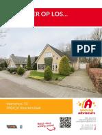 Brochure - Veenmos 10 te Veenendaal