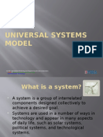 universal systems