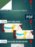 Artcure Diffusional Patch