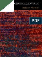 Design e Comunicação Visual - Bruno Munari