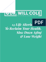 Dr Will Cole eBook 14 Life Altering Tips to Reclaim Your Health 01
