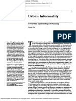 Urban Informality - Toward an Epistemology of Planning (1).pdf