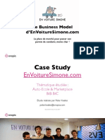 Onopia - Business Model d' en Voiture Simone - Mars 2017