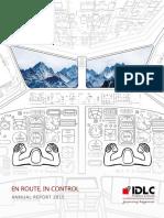 IDLC Annual Report 2015