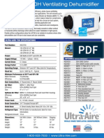 Ultra-Aire 70H Spec Sheet