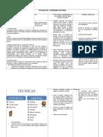 268671332-TECNICAS-COMUNICATIVAS