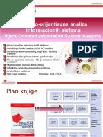 Is Lekcija 6 - Objektno Orijentisana Analiza Sistema (Arhitektura, Dijagrami Interakcija, Objekata i Klasa)