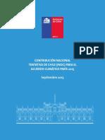 Chile. Acuerdo climático París 2015..pdf