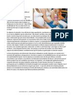 Maternidad adolescente - Actividad Económica