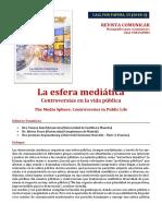 Revista Comunicar Papers