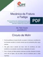 Aula Circulo Mohr Teorias Materiais Ducteis