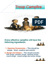 The Troop Campfire [Compatibility Mode] [Repaired]
