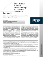 Cirugia Plastica - Ingles
