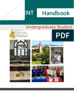 DPD Student Handbook Updated MARCH 27 2017