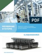 Aquasource Membrane Systems 2013 En
