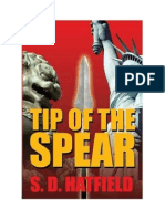 Tip of the Spear by SD Hatfield Excerpt