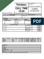 Call Sheet (3)