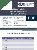 Asrama Harian Jabatan Pendidikan Negeri Sarawak