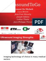 Ultrasound to Go