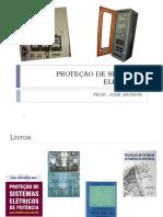Pt 01 - Proteção de Sistemas Elétricos