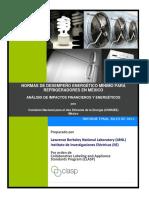 Normas de desempenio energético mínimo para refrigeradores en Mexico.pdf