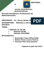 Metodos-Estudios- Trabajo Imprimir