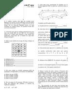 Matemática - 6º Ano - Sônia (1)