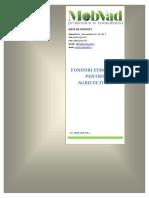 SubMasura 4 3 Componenta Infrastructura de Acces Silvic