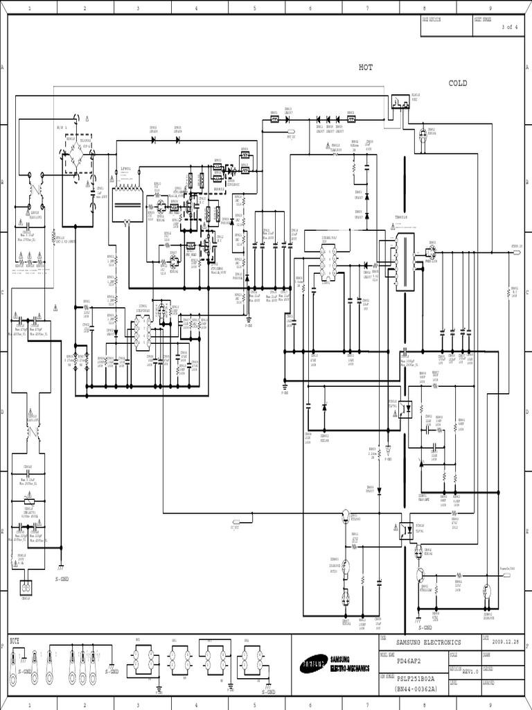 Samsung Bn44-00362a Lcd Tv Power Supply