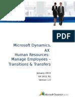 HCM Demo Script - Manage Employees Transitio