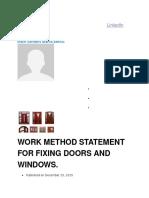 Method Door