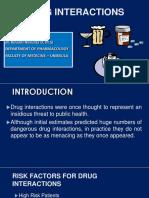 2.5. Drugs Interaction (Dr. Kinanti)