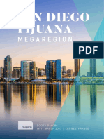 San Diego Tijuana Megaregion Pitchbook