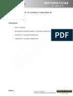 2530-GE-LIBRO 12 Algebra y Funciones IV (3%)